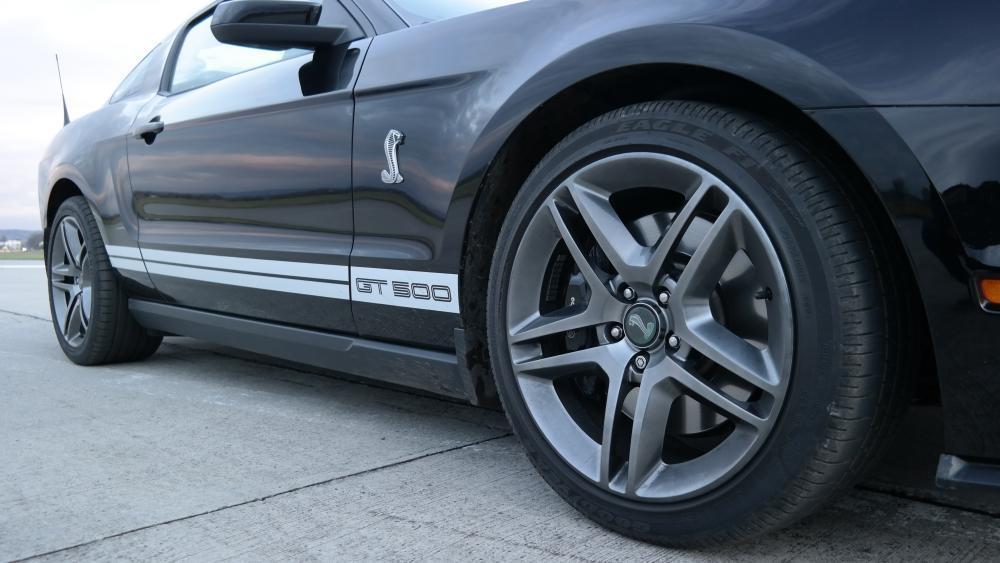 Ford Mustang Shelby GT500 - poukaz na zážitek