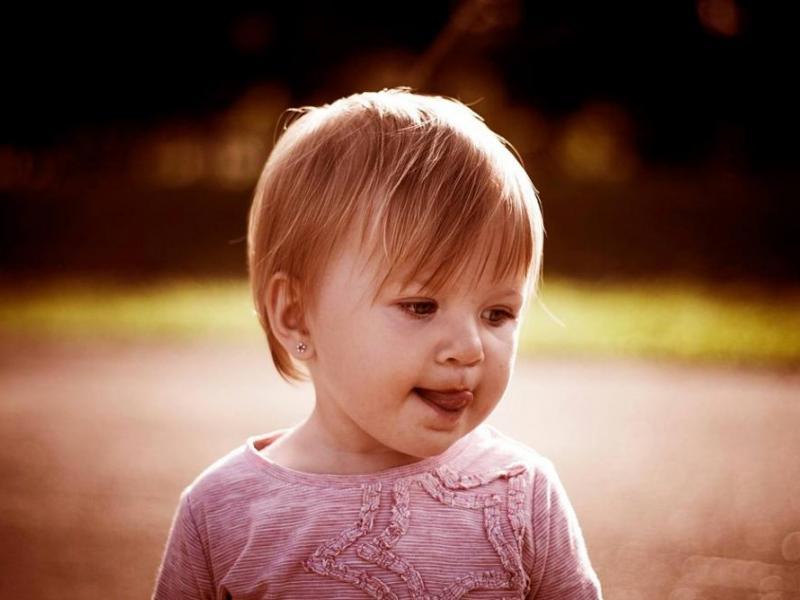 Kurz fotografie dětí - dárkový poukaz