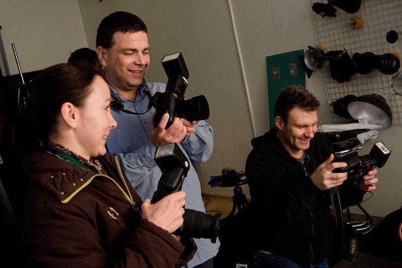 Fotografování portrétů - dárek