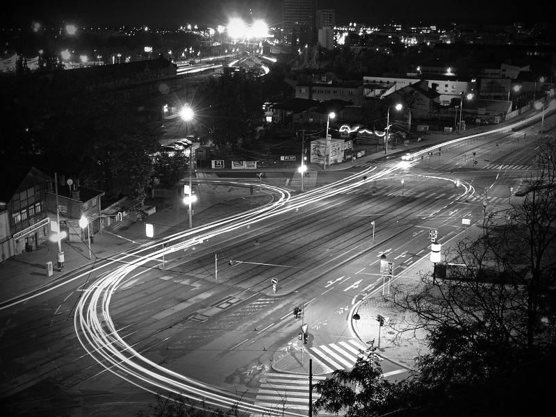 Fotografujeme noční město - workshop - dárek