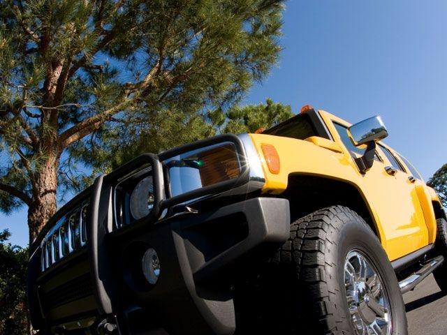 Jízda autem Hummer H2 - poukaz na zážitek