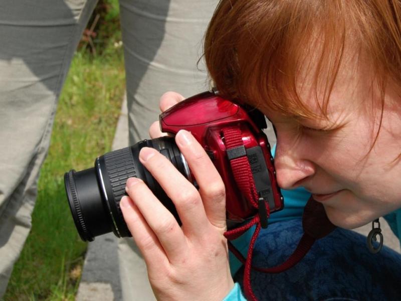 Individuální fotokurz - dárkový poukaz