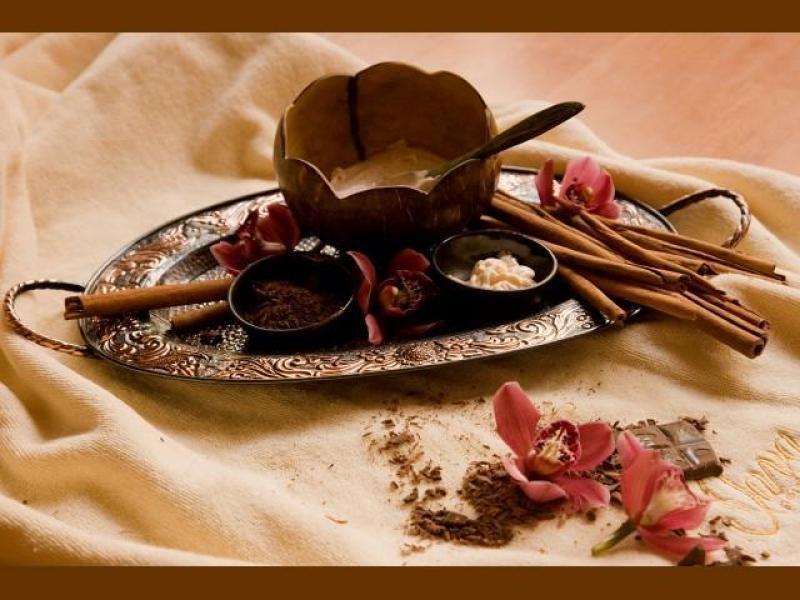 Jávská masáž - dárkový poukaz
