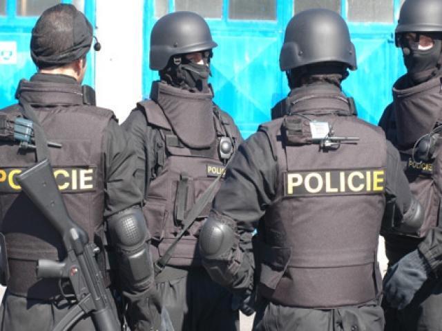 Jednotka rychlého nasazení SWAT - certifikát