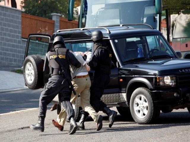 Jednotka rychlého nasazení SWAT - poukaz na zážitek