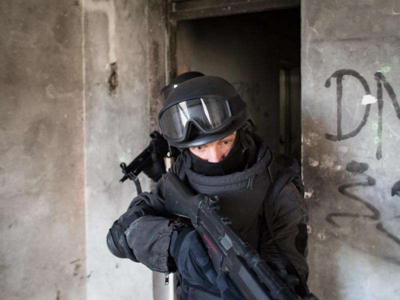 Jednotka rychlého nasazení SWAT - dárkový poukaz