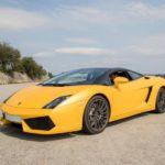 Jízda v Lamborghini Gallardo - dárkový poukaz na zážitek