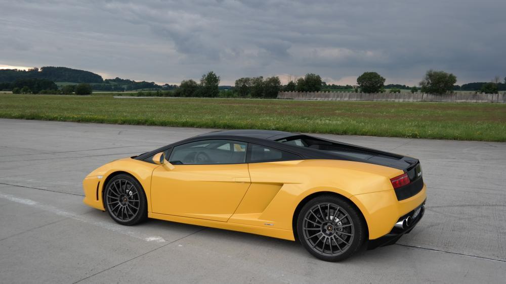 Jízda v Lamborghini Gallardo - dárek