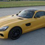 Jízda v Mercedesu AMG GTS V8 Biturbo - dárkový poukaz na zážitek