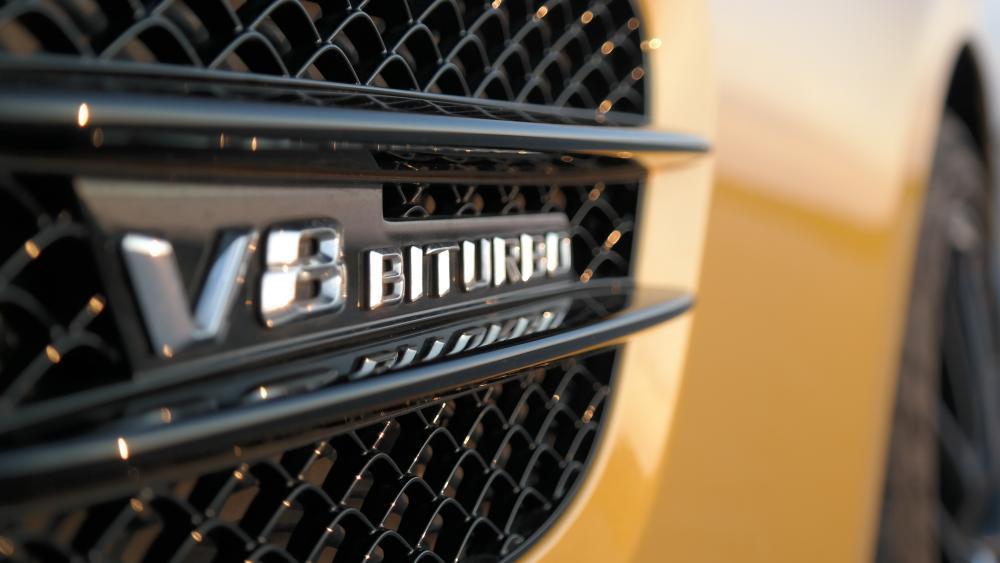 Jízda v Mercedesu AMG GTS V8 Biturbo - poukaz na zážitek