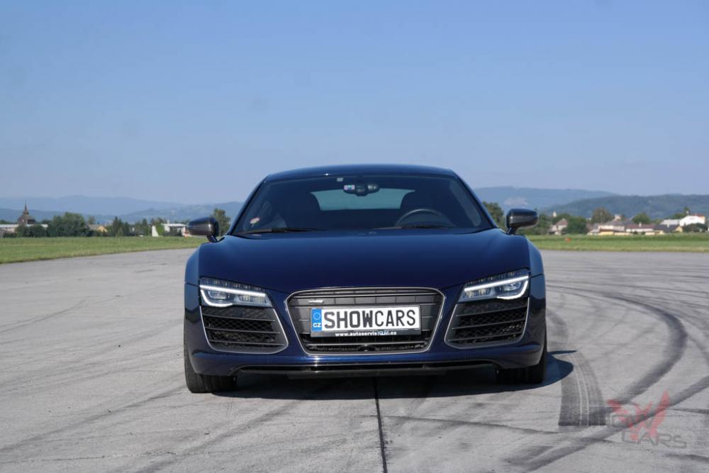 Jízda v supersportu Audi R8 - dárek