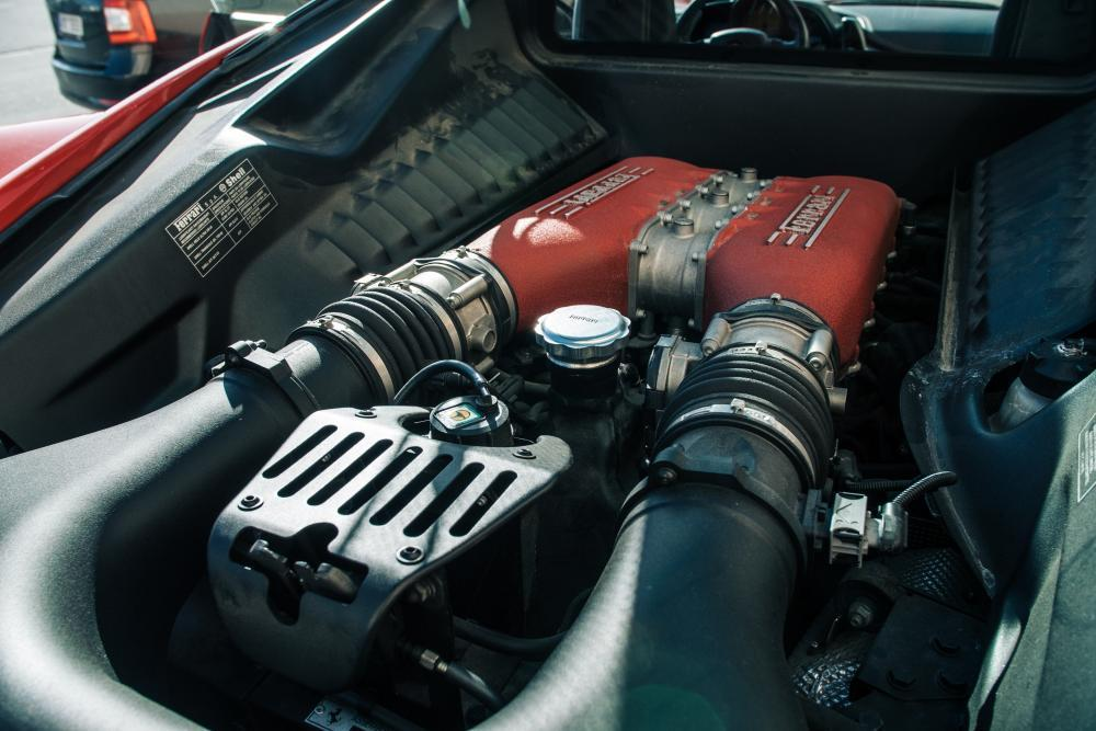 Jízda ve Ferrari 458 - dárek