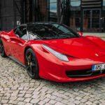 Jízda ve Ferrari 458 - poukaz, certifikát