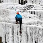 Kurz ledového lezení - dárkový poukaz na zážitek