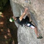 Kurz lezení na skalách - poukaz, certifikát