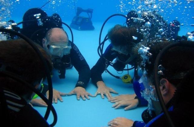 Kurz potápění - dárek