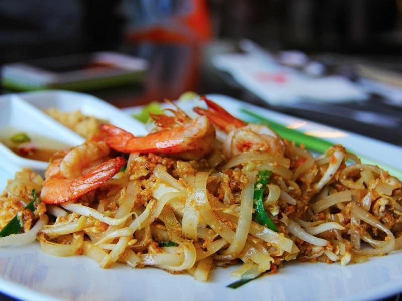 Kurz thajské kuchyně - dárkový poukaz