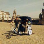 Kutnou Horou na rikše - dárkový poukaz na zážitek