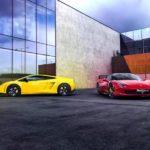 Lambo vs. Ferrari - poukaz, certifikát