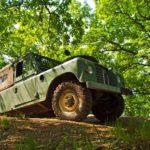 Land Rover off-road - celodenní trénink - dárkový poukaz na zážitek
