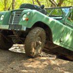 Land Rover off-road - testovací trénink - dárkový poukaz na zážitek