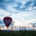 Last minute let balónem - dárkový poukaz na zážitek