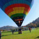 Let balónem - dárkový poukaz na zážitek