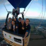Let balónem pro chlapy - dárkový poukaz na zážitek