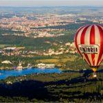 Let historickým balónem - dárkový poukaz na zážitek