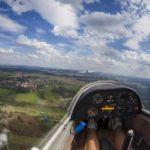 Vyhlídkový let větroněm pro milovníky letadel - dárkový poukaz na zážitek