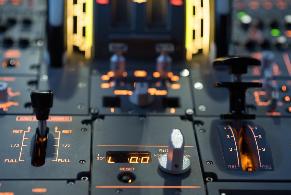 Letecký simulátor Airbus A320 - certifikát