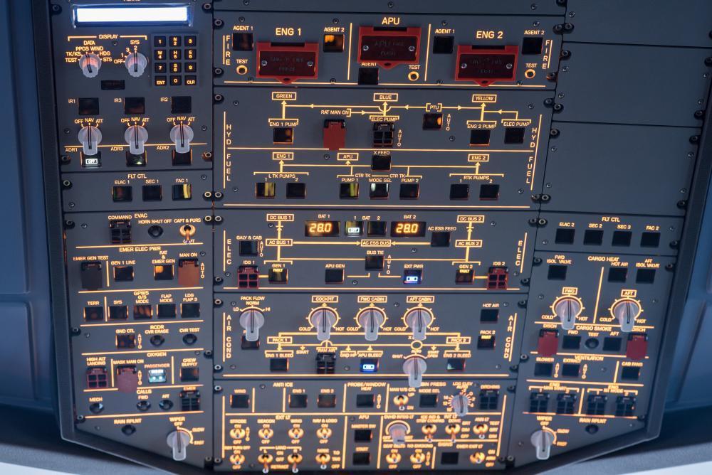 Letecký simulátor Airbus A320 - dárek