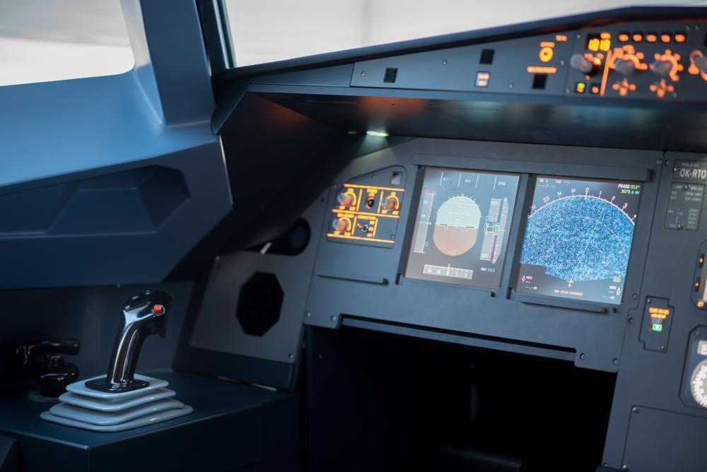 Letecký simulátor Airbus A320 - poukaz na zážitek