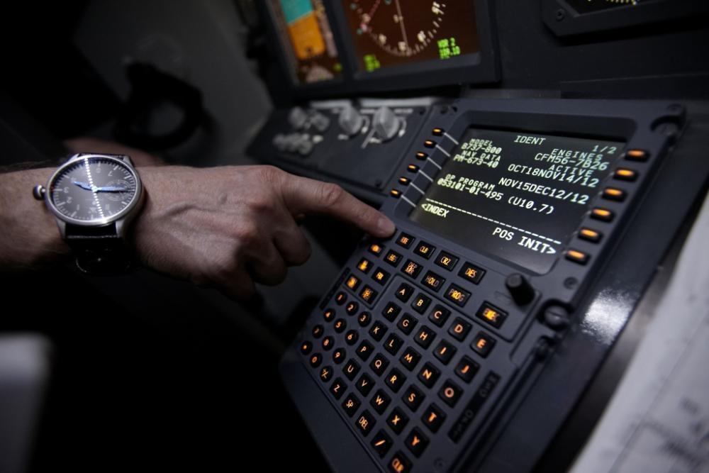 Pilotování simulátoru Boeing 737 jako dárek - dárek