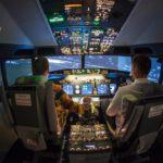 Pilotování simulátoru Boeing 737 jako dárek - dárkový poukaz na zážitek