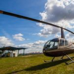Lety vrtulníkem - poukaz, certifikát