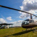 Lety vrtulníkem - dárkový poukaz na zážitek
