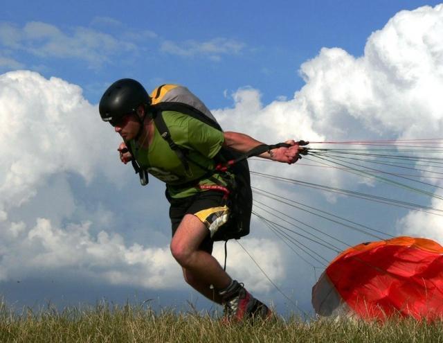 Minikurz paraglidingu - certifikát