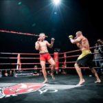 MMA trénink s XFN a Oktagon fighterem - dárkový poukaz na zážitek