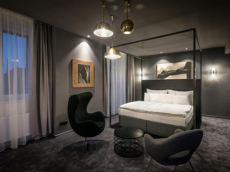 Noc v designovém pokoji Grand hotelu Imperial**** - dárkový poukaz