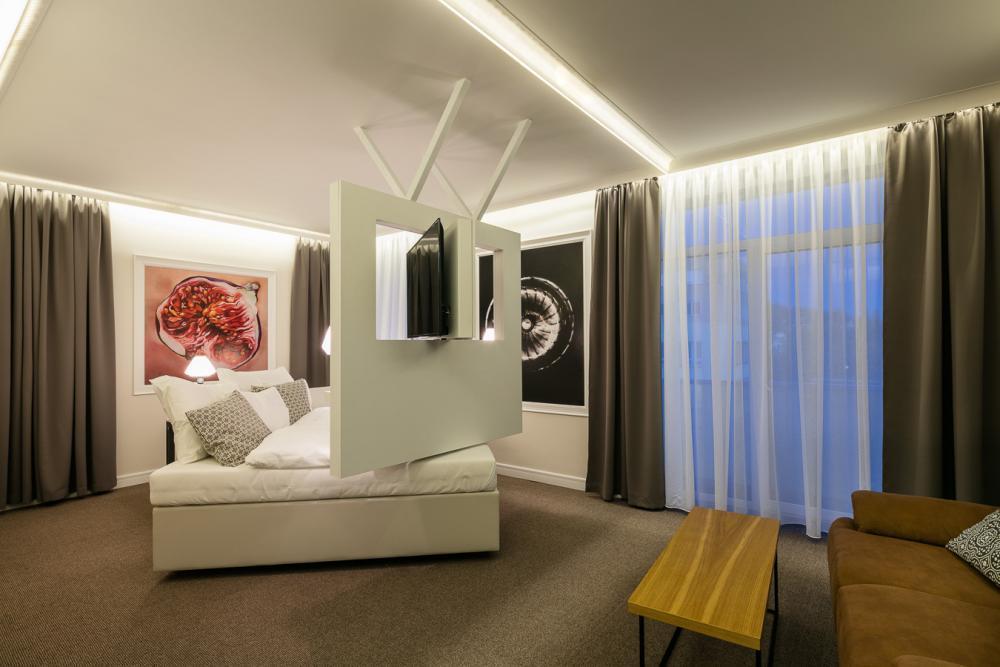 Noc v designovém pokoji Grand hotelu Imperial**** - poukaz na zážitek