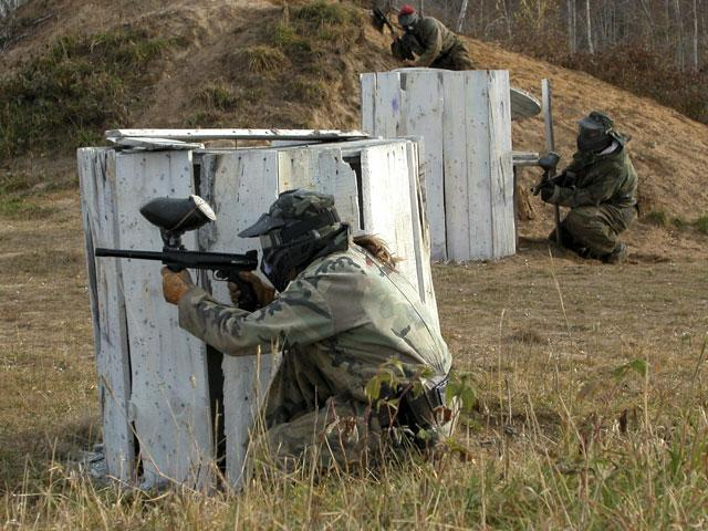 Paintball - certifikát