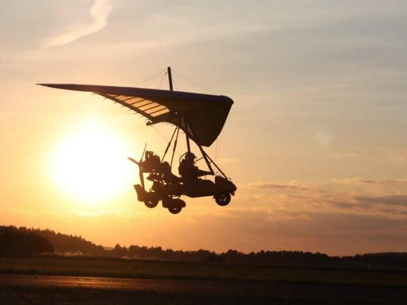 Pilotem motorového rogala na zkoušku - dárkový poukaz