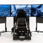 Pohyblivý letecký simulátor - dárkový poukaz na zážitek