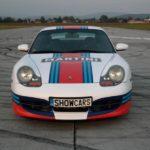 Jízda v supersportu Porsche 911 Carrera - dárkový poukaz na zážitek
