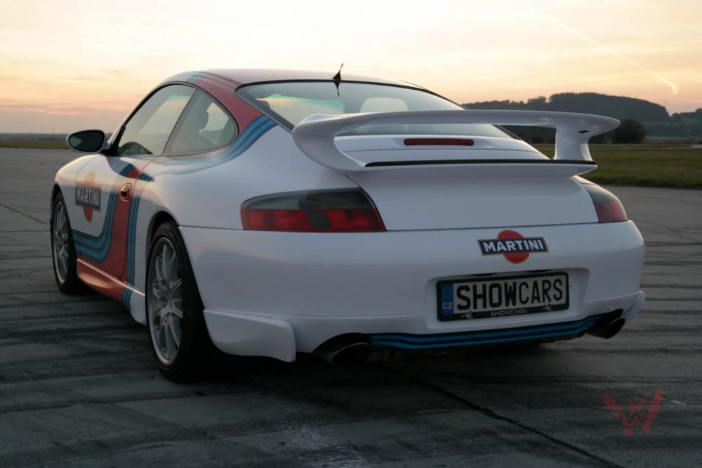 Jízda v supersportu Porsche 911 Carrera - certifikát