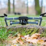 Pronájem dronu - poukaz, certifikát