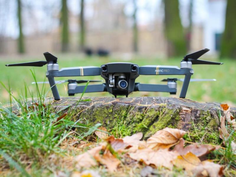 Pronájem dronu - dárkový poukaz