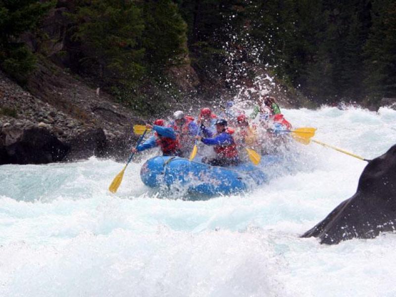 Rafting - dárkový poukaz