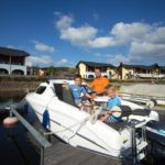 Jízda na motorovém člunu - dárkový poukaz na zážitek